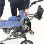 wózek inwalidzki bingo evolution