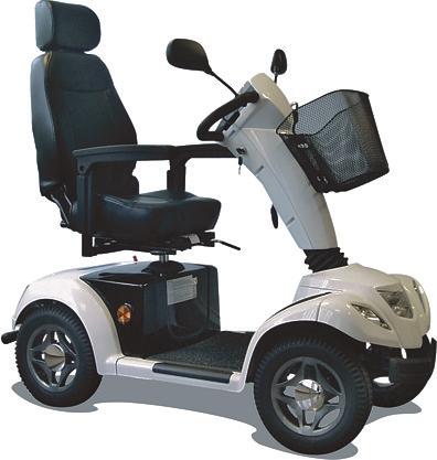 wózek elektryczny carpo