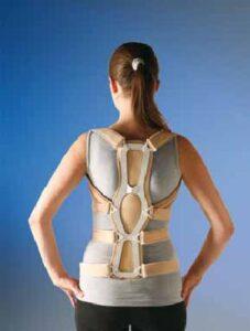 gorset na osteoporozę