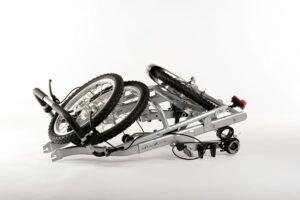 złożony wózek kimba cross