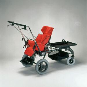 wózek kimba inline z podstawą