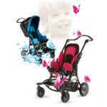 wózek inwalidzki kimba spring