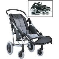 wózek inwalidzki spacerowy novus